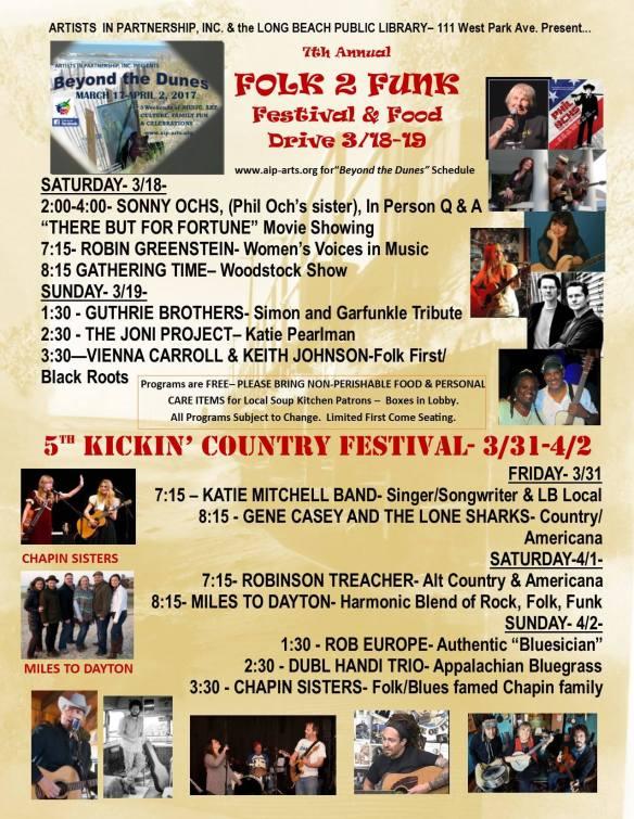 5th Annual Kickin' Country Music Festival