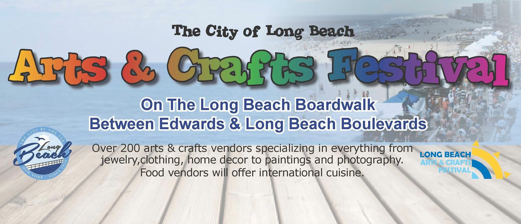 Long Beach Arts And Crafts Festival